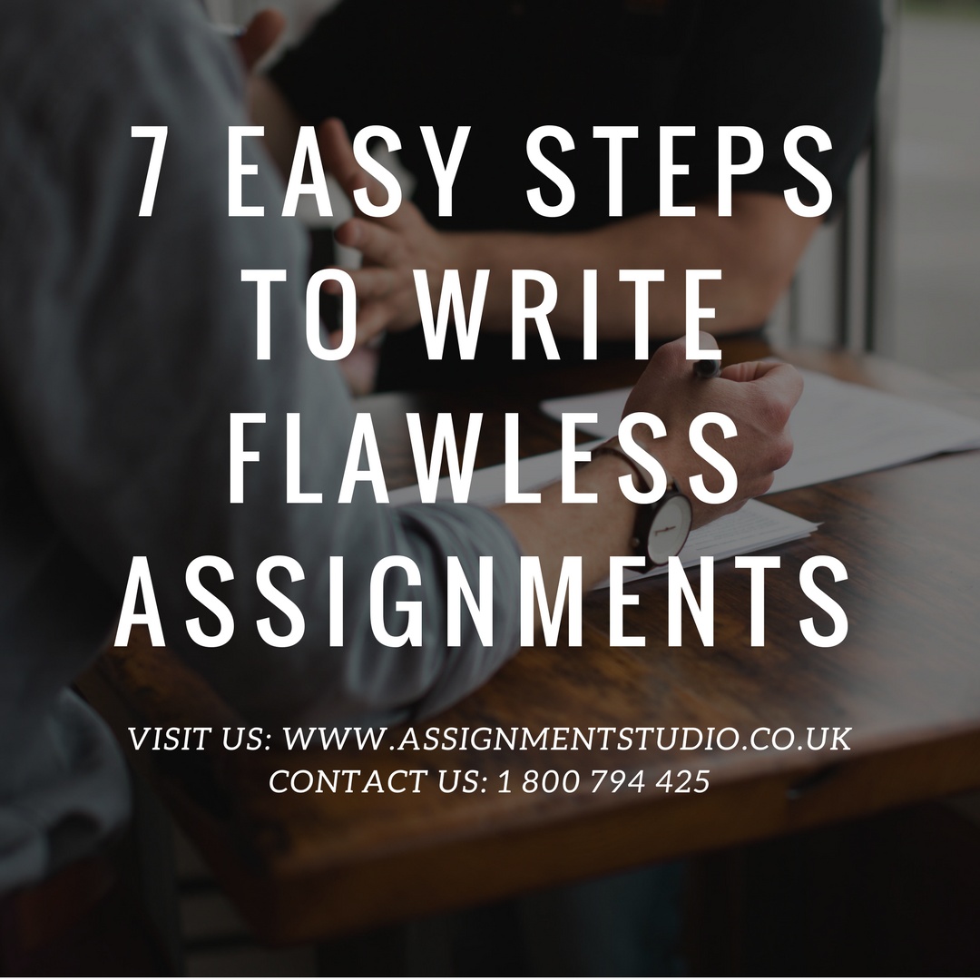 Write my assignment uk