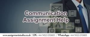 Communication Assignment Help