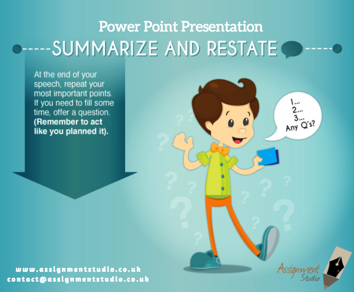 Presentation helper uk