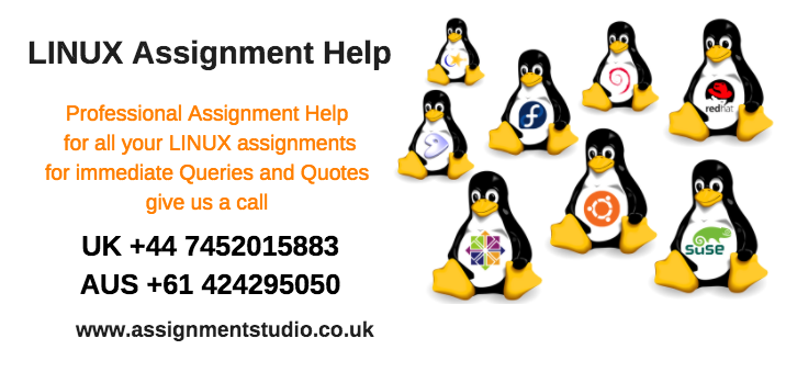 Linux Programming Assignment Help