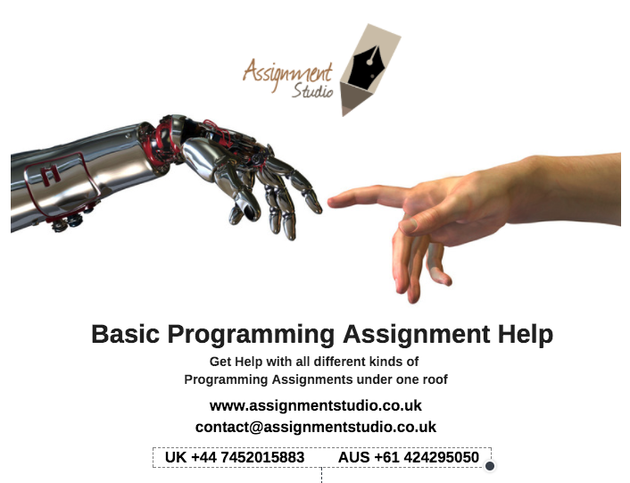 Basic Programming Assignment Help